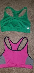 nike, old navy & champion Intimates & Sleepwear - Bundle of 4 Nike, Old Navy & Champion sports Bras